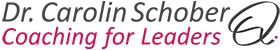 Dr. Carolin Schober, Coaching for Leaders